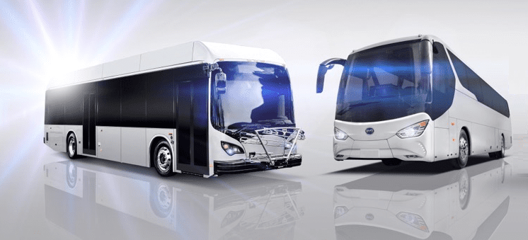 Long Island Coach Bus