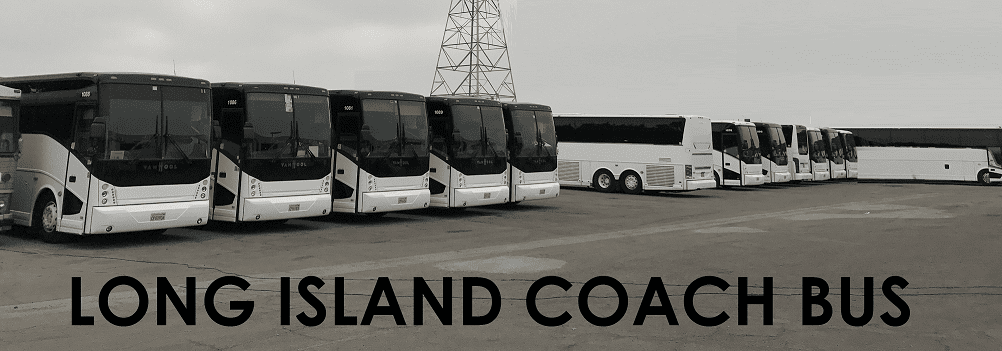 Long Island Coach Bus - Charter Services in NY